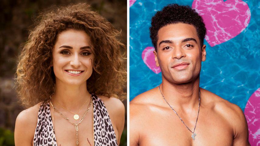 "Mega-Eifersucht: ""Love Island""-Julia macht Amadu Szene!"