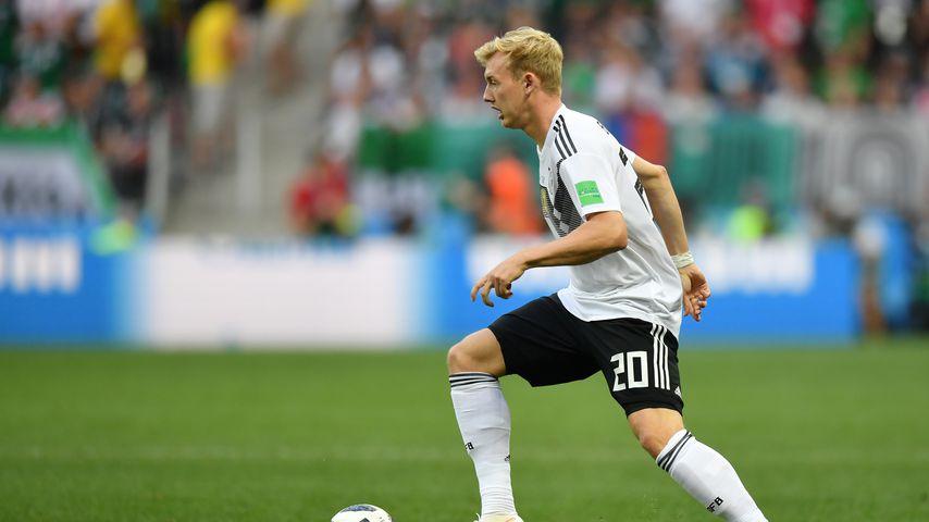 Julian Brandt während des WM-Spiels gegen Mexiko