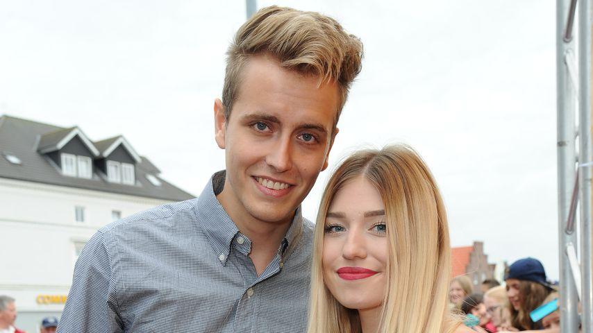 YouTube-Stars Julian Claßen und Frau Bibi