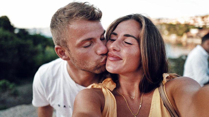 Julian und Sarah Engels, 2021