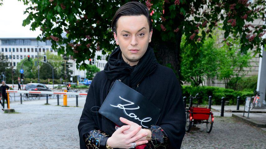 Julian F.M. Stoeckel bei den Victress Awards in Berlin 2017