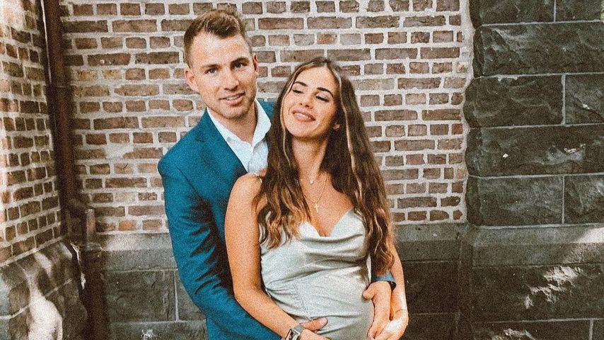Julian und Sarah Engels im August 2021