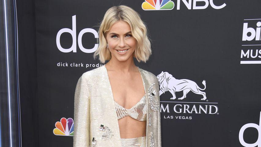 Schauspielerin Julianne Hough bei den Billboard Music Awards 2019