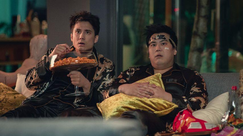 """Julien Bam und Joon Kim in der Serie """"Life's A Glitch"""""""
