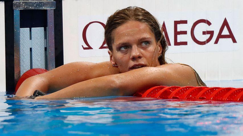 Tränen bei Doping-Sünderin: Olympia-Schwimmerin ausgebuht!