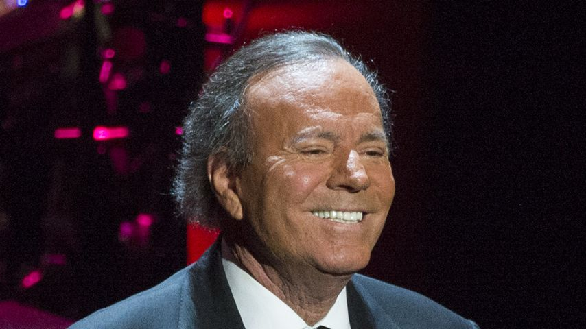 Julio Iglesias, 2014 in London
