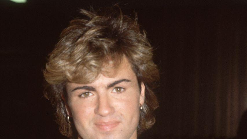 Pop-Ikone George Michael 1984 in London