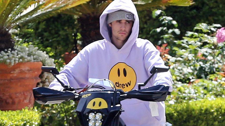Justin Biebers Kampf-Aufforderung an Tom Cruise war fake!