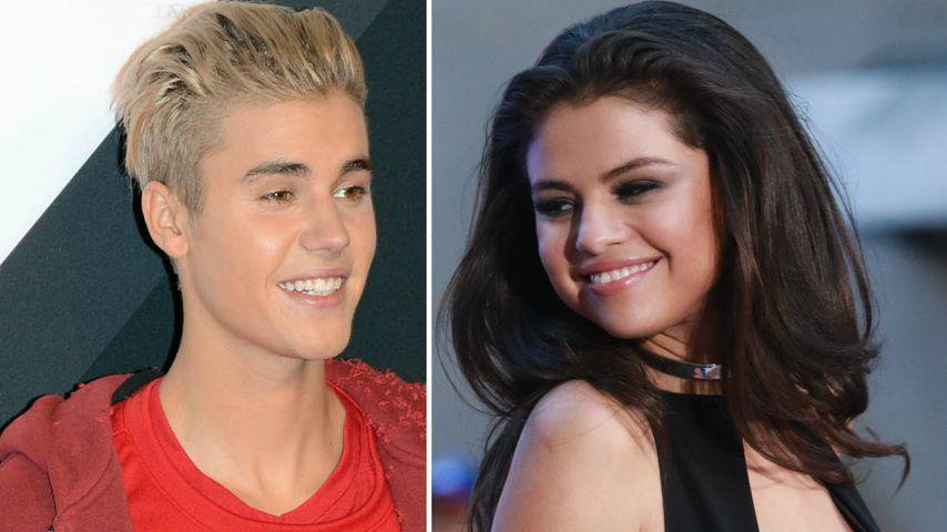 """Justin Bieber über Selena: """"Ich höre nie auf sie zu lieben"""""""