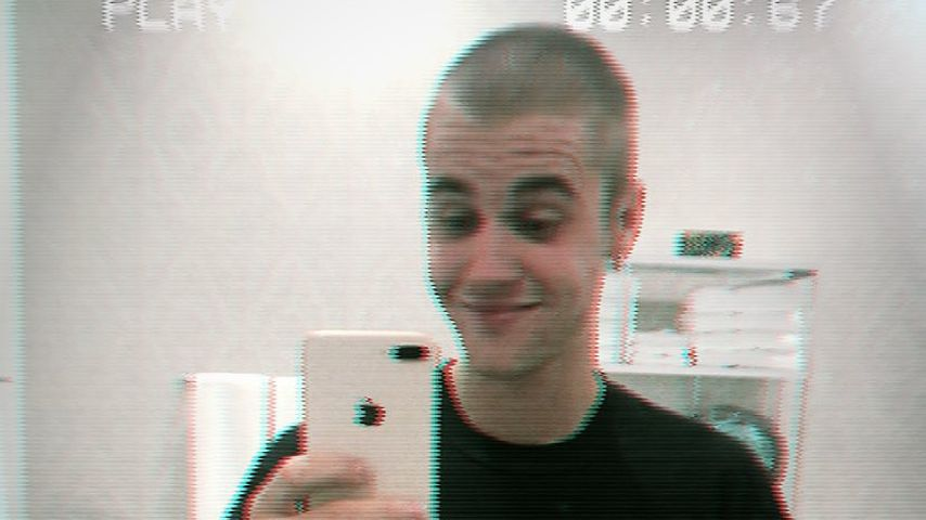 Endlich Die Haare Ab Justin Bieber Hat Eine Fast Glatze Promiflash De