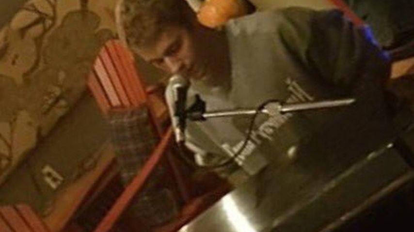 Justin Bieber am Klavier in Toronto