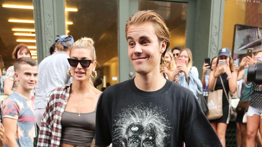 Justin Bieber: Jetzt erklärt er seinen Tränenausbruch!