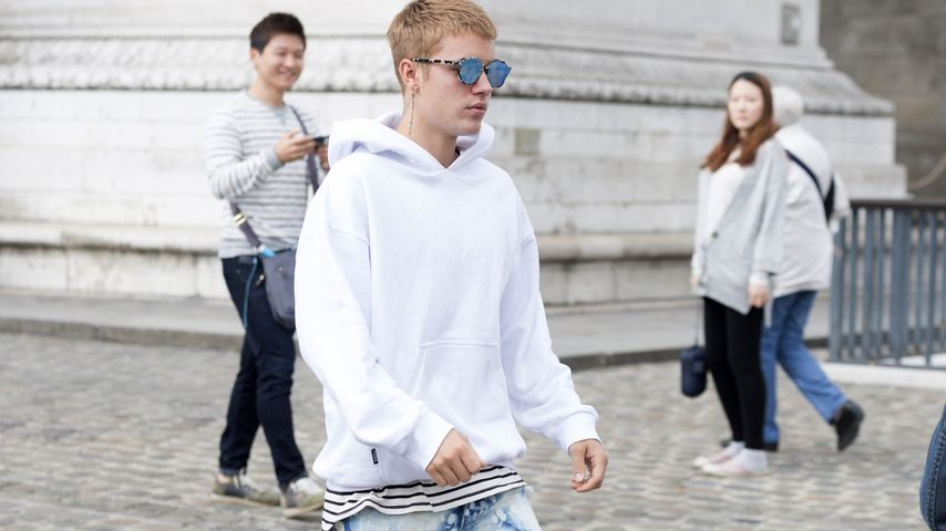 Im Trennungs-Trubel: Justin Bieber besucht Jim-Morrison-Grab