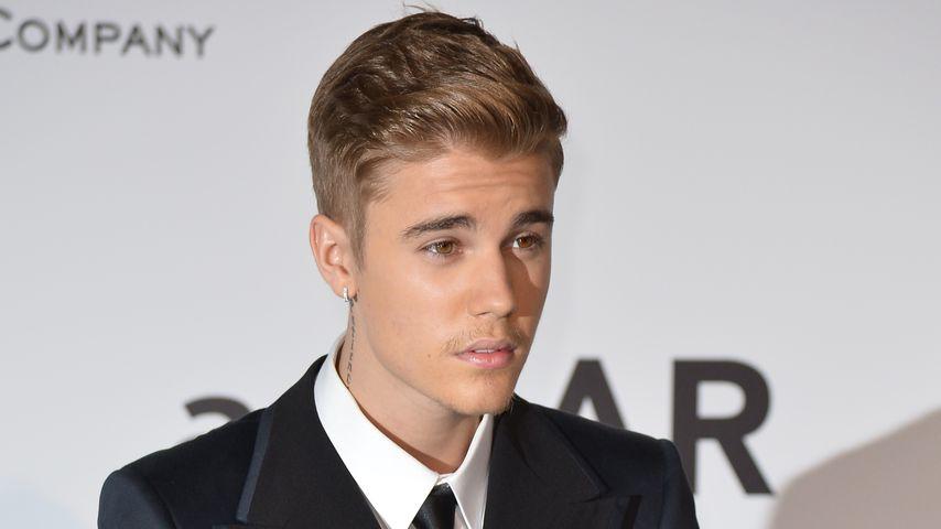 Justin Bieber im Jahr 2014