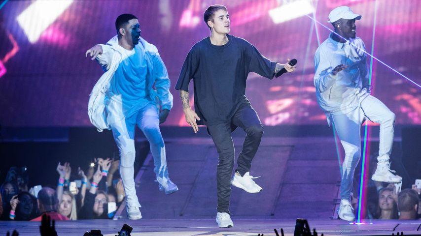 MTV EMAs 2016: Justin Bieber ist DER Abräumer des Abends!