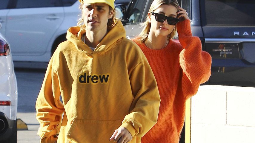 Keine neue Musik: Justin Bieber will nur mit Hailey abhängen