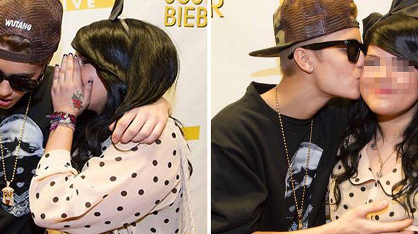 Justin Bieber: Das sagt das begrapschte Mädchen