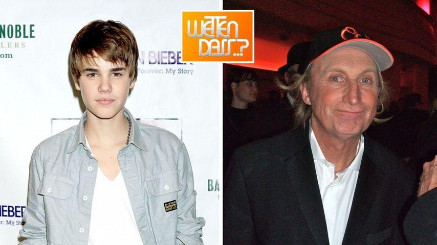 Justin Bieber und Otto diskutierten in Hotel-Bar