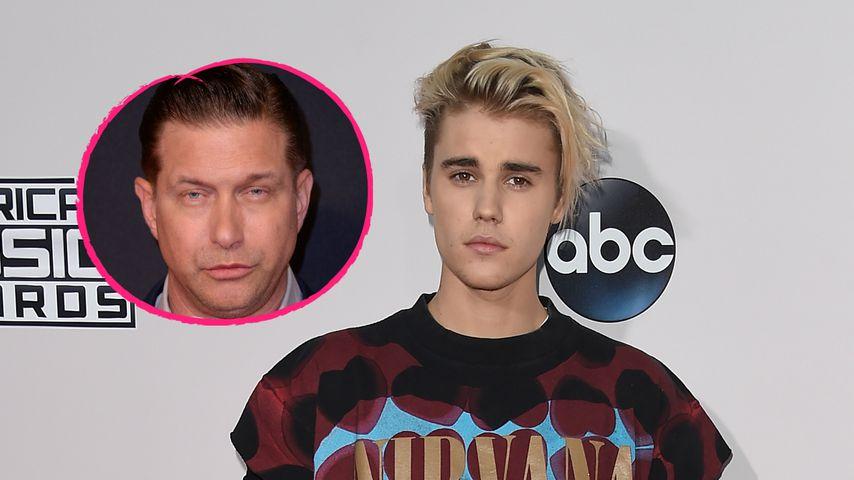 Justin Bieber und Stephen Baldwin