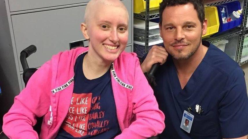 """Traum erfüllt: Krebskranker Fan traf """"Grey's Anatomy""""-Idole"""