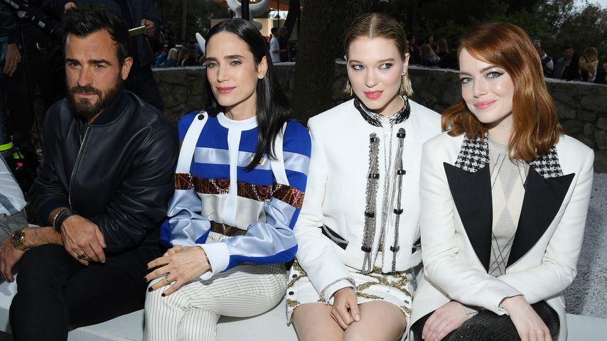 Justin Theroux, Jennifer Connelly, Lea Seydoux und Emma Stone