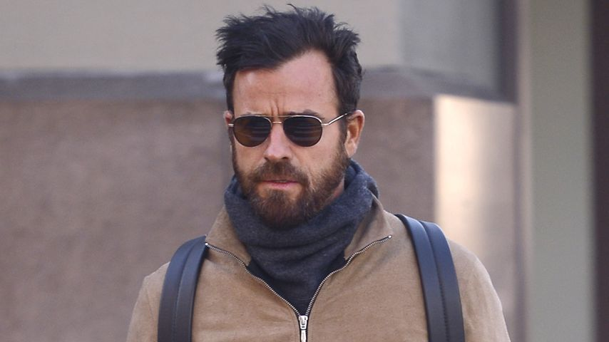 Justin Theroux in New York 2018