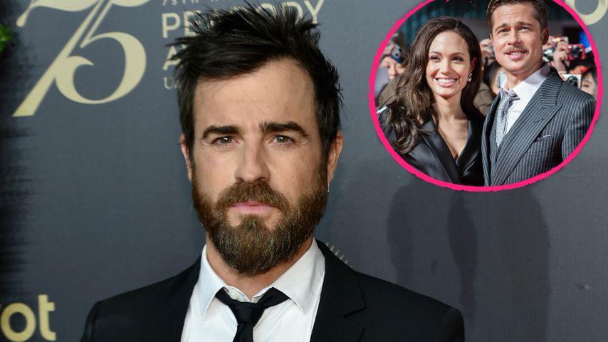 Justin Theroux: Darum tut ihm die Brangelina-Trennung leid