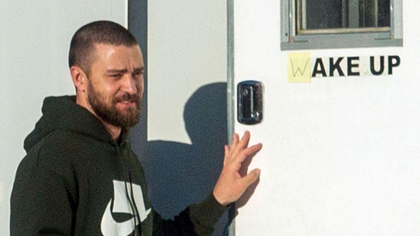 Justin Timberlake, November 2019