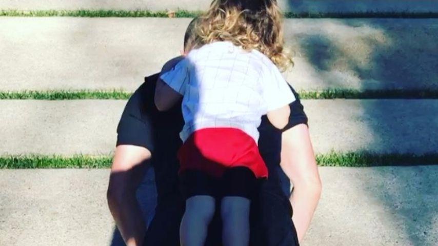 Sport mit Sohn: Justin Timberlake & Silas zeigen, wie's geht