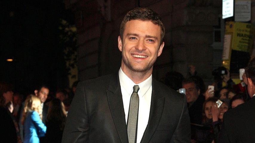 Justin Timberlake: Schnieke zum Chart-Rekord