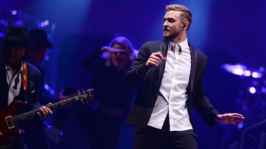 Emotional! Justin Timberlake zu Tränen gerührt