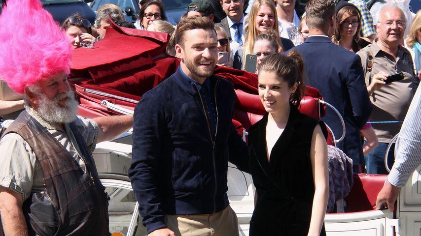 Endlich im Papa-Club! Justin Timberlake zeigt seinen Silas