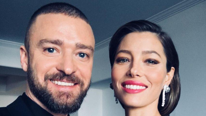Mysteriöse SMS: So erfuhr Justin Timberlake von Baby-News