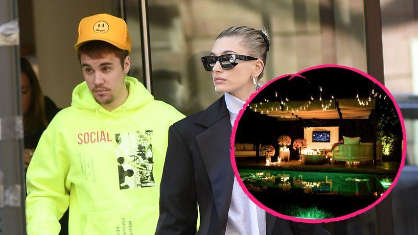 Romantik pur: So überraschte Justin Bieber seine Frau Hailey