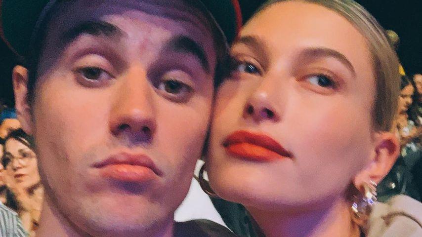 Justin und Hailey Bieber im Juli 2019