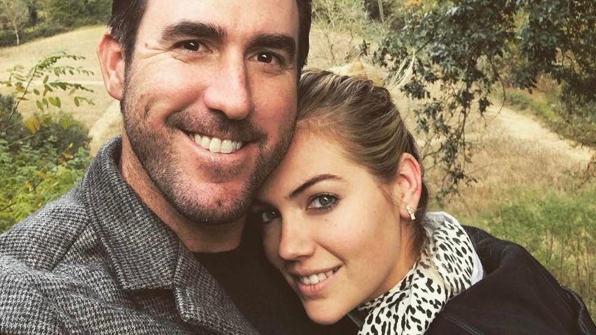 Justin Verlander und Kate Upton