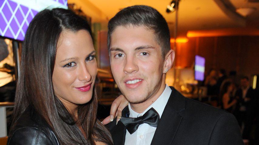 Joey Heindle und Justine Dippl