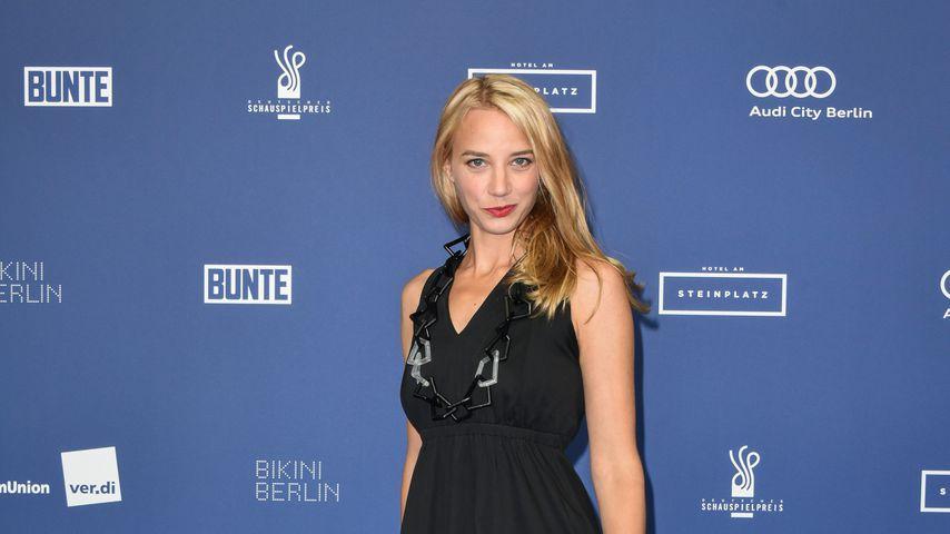 Serien-Star Jytte-Merle Böhrnsen ist schwanger