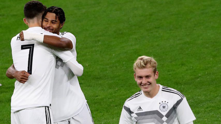 Julian Brandt: Darum hat unser DFB-Jungstar keine Tattoos