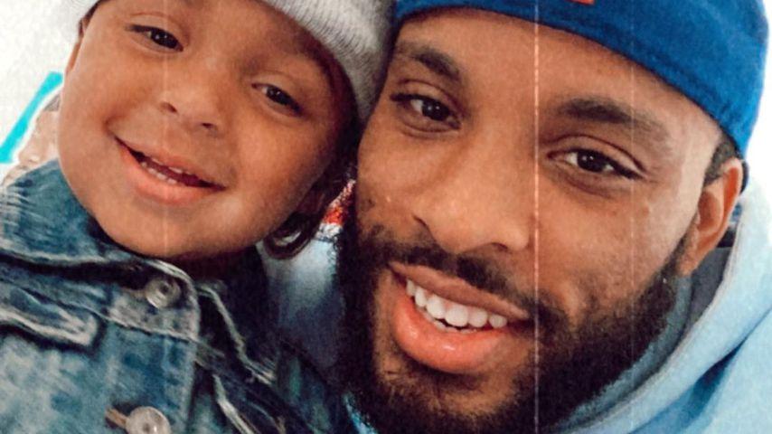 Kailyn Lowrys Sohn Lux und ihr Ex Chris Lopez, Oktober 2020
