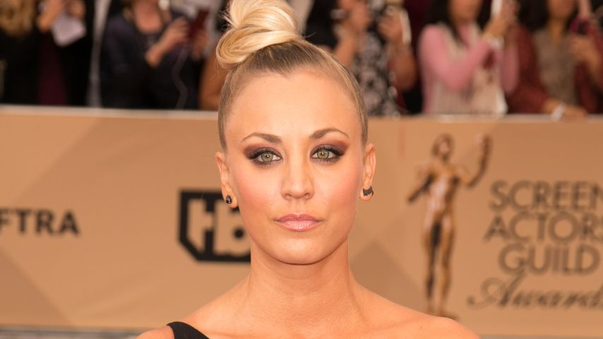 Kaley Cuoco bei den Screen Actors Guild Awards 2016