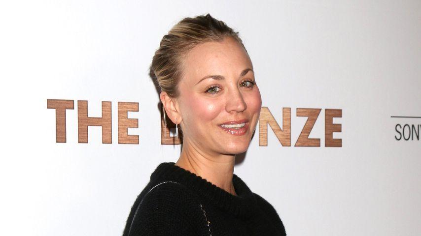 "Kaley Cuoco bei der Premiere des Films ""The Bronze"" in Los Angeles"