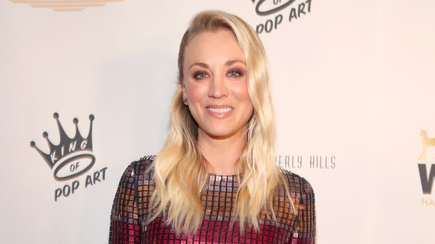 Kaley Cuoco bei der James Paw 007 Ties & Tails Gala