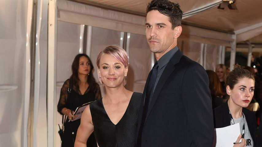 Kaley Cuoco und Ryan Sweeting
