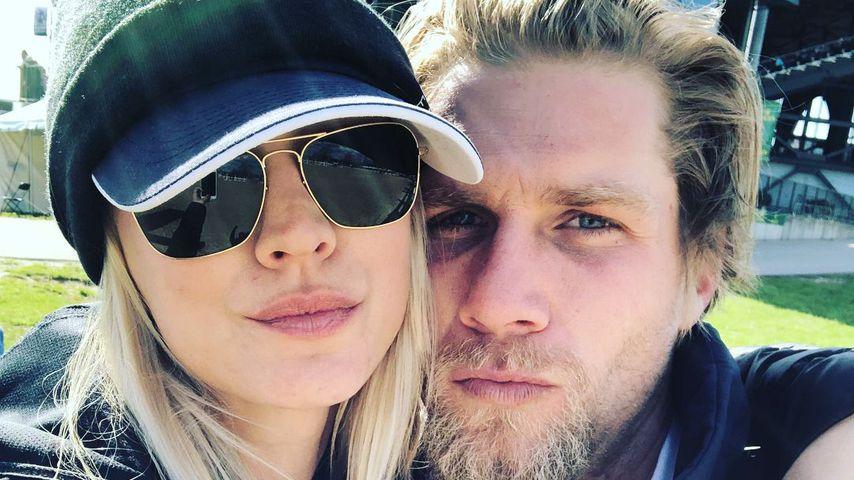 Kaley Cuoco und Karl Cook im April 2018