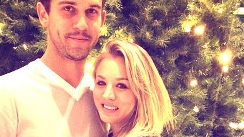 Kaley Cuoco & Ryan: 1. gemeinsames Weihnachtsfest