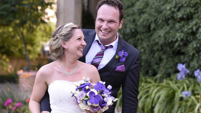 """Happy-End! """"Blind Wedding""""-Michelle & Kalmann versöhnen sich"""