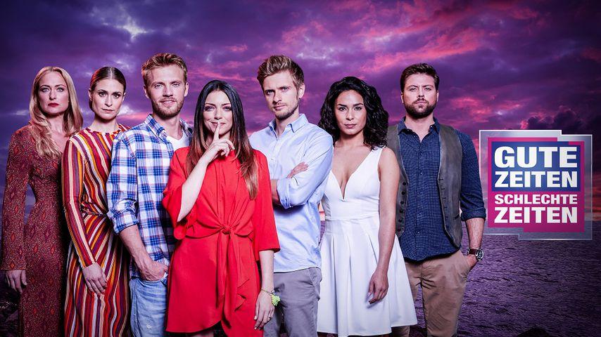 GZSZ, le soap n°1 en Allemagne débarque sur France 2 ! Kampagnen-motiv-des-gzsz-spezials-auf-mallorca