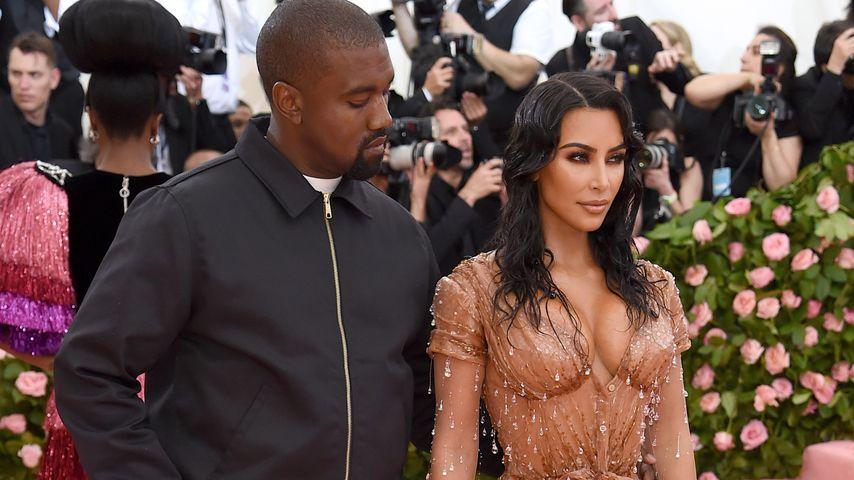 Zum fünften Hochzeitstag: Süße Worte von Kim an ihren Kanye!