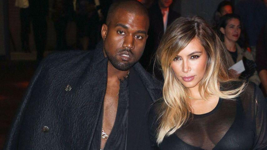 Kanye & Kim: Heiratsantrag kommt ins Fernsehen